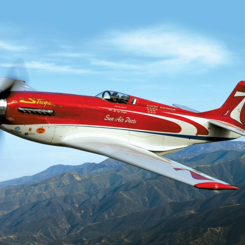 Strega/Mustang Air Racer